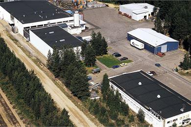 Suomen suurin hillotehdas löytyy Suonenjoelta