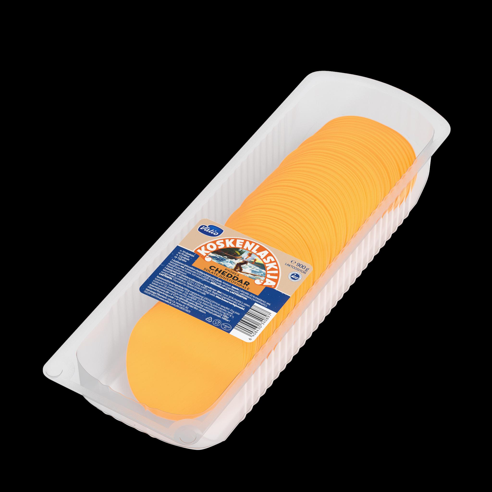 Cheddar sulatejuustoviipale