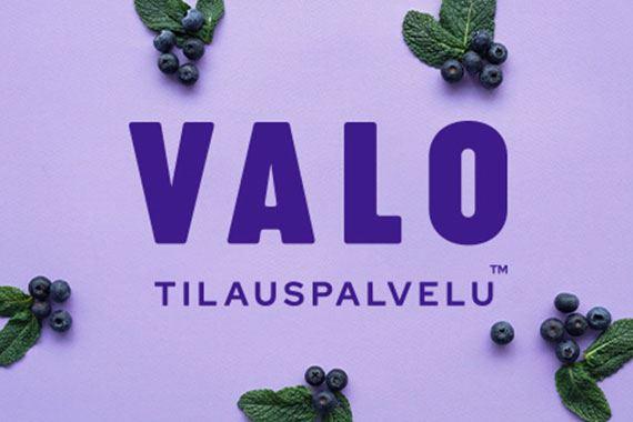 Tilaa tuotteet VALO Tilauspalvelusta