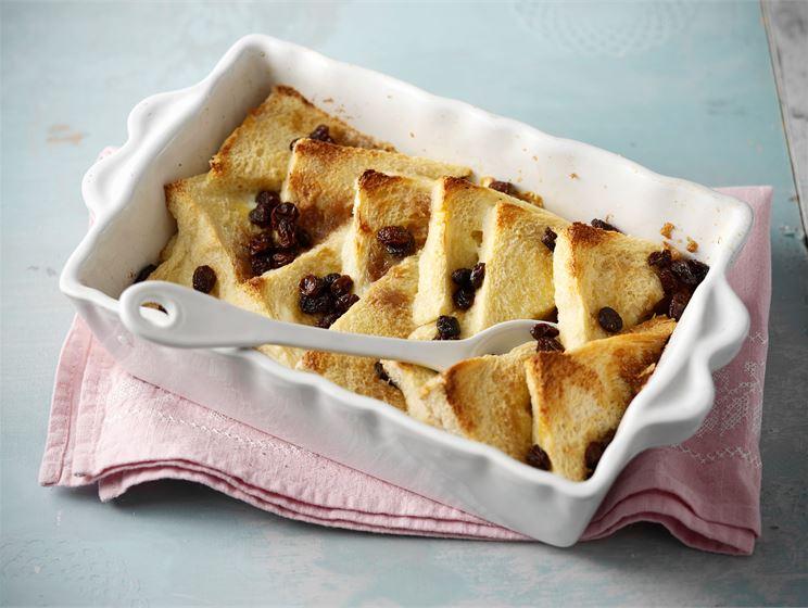 Bread & Butter Pudding eli leipävanukas