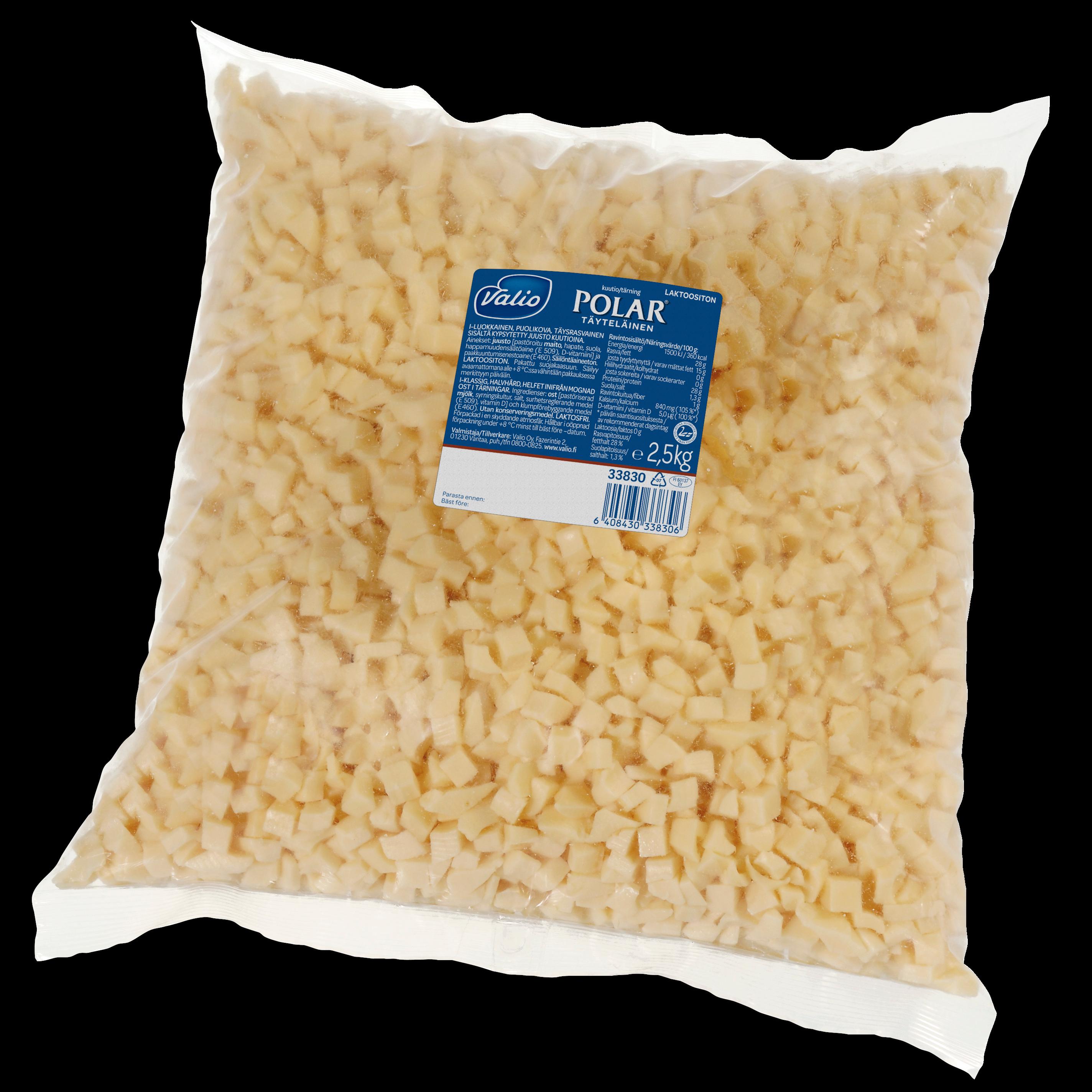 Valio Polar® juustokuutio
