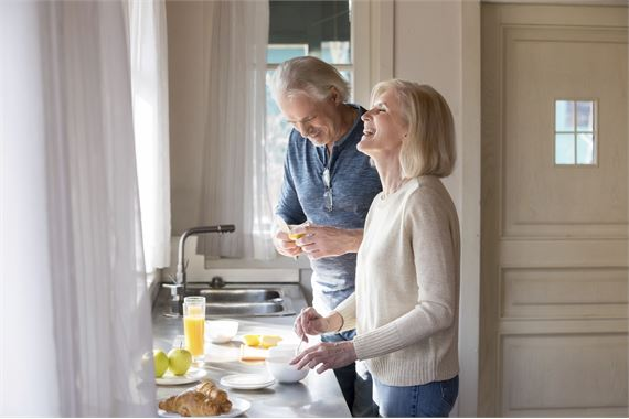 Ageing nutrition