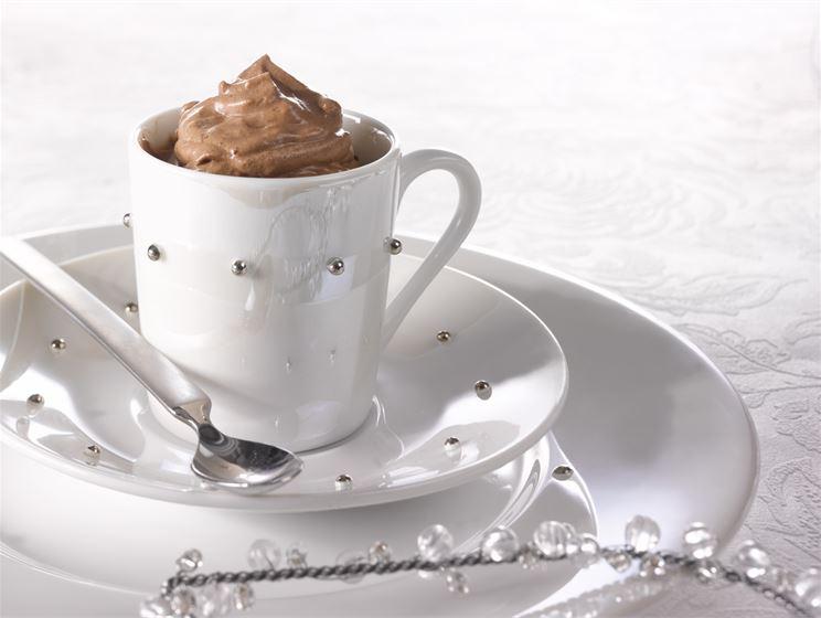 Suklaa-chilimousse