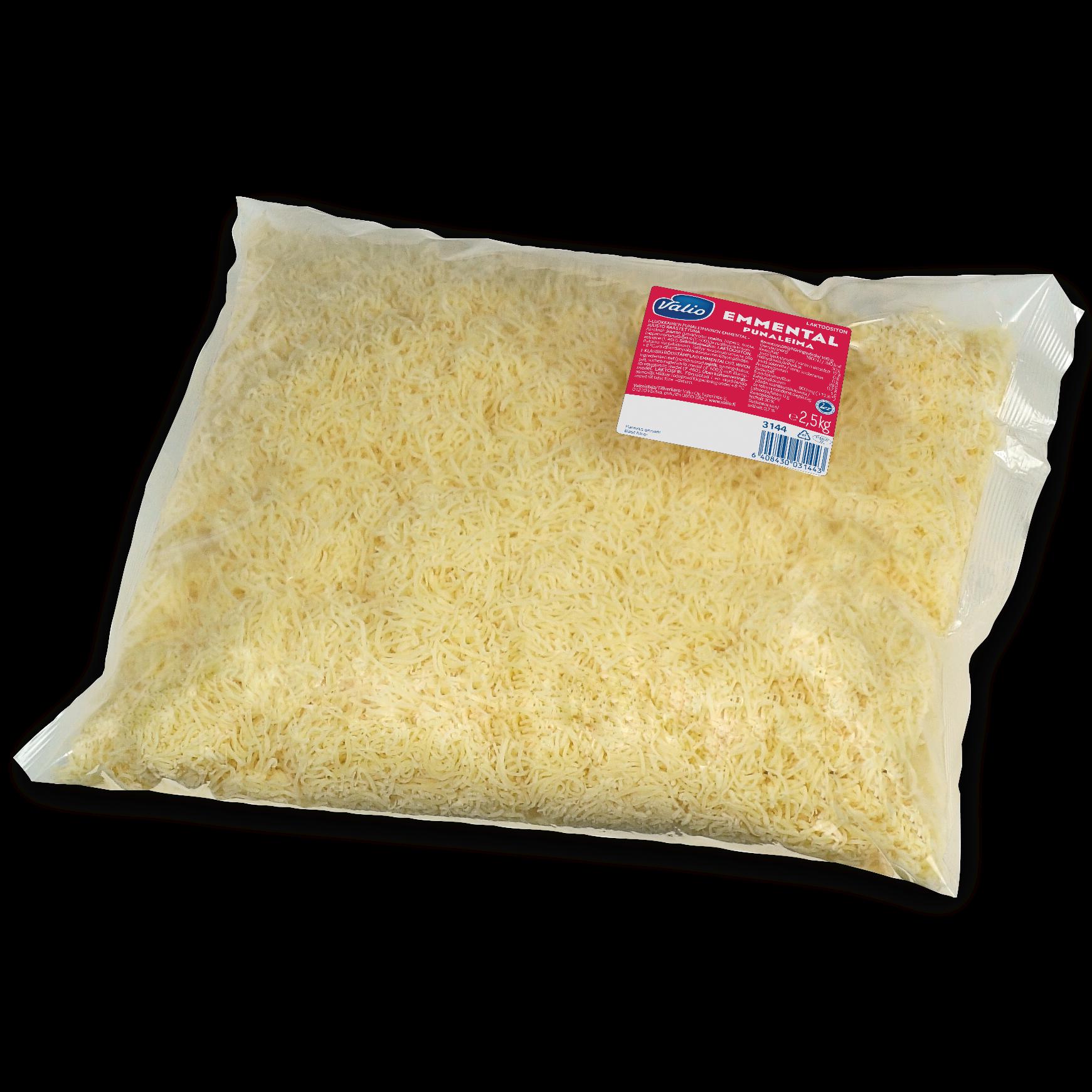 Valio Emmental punaleima juustoraaste