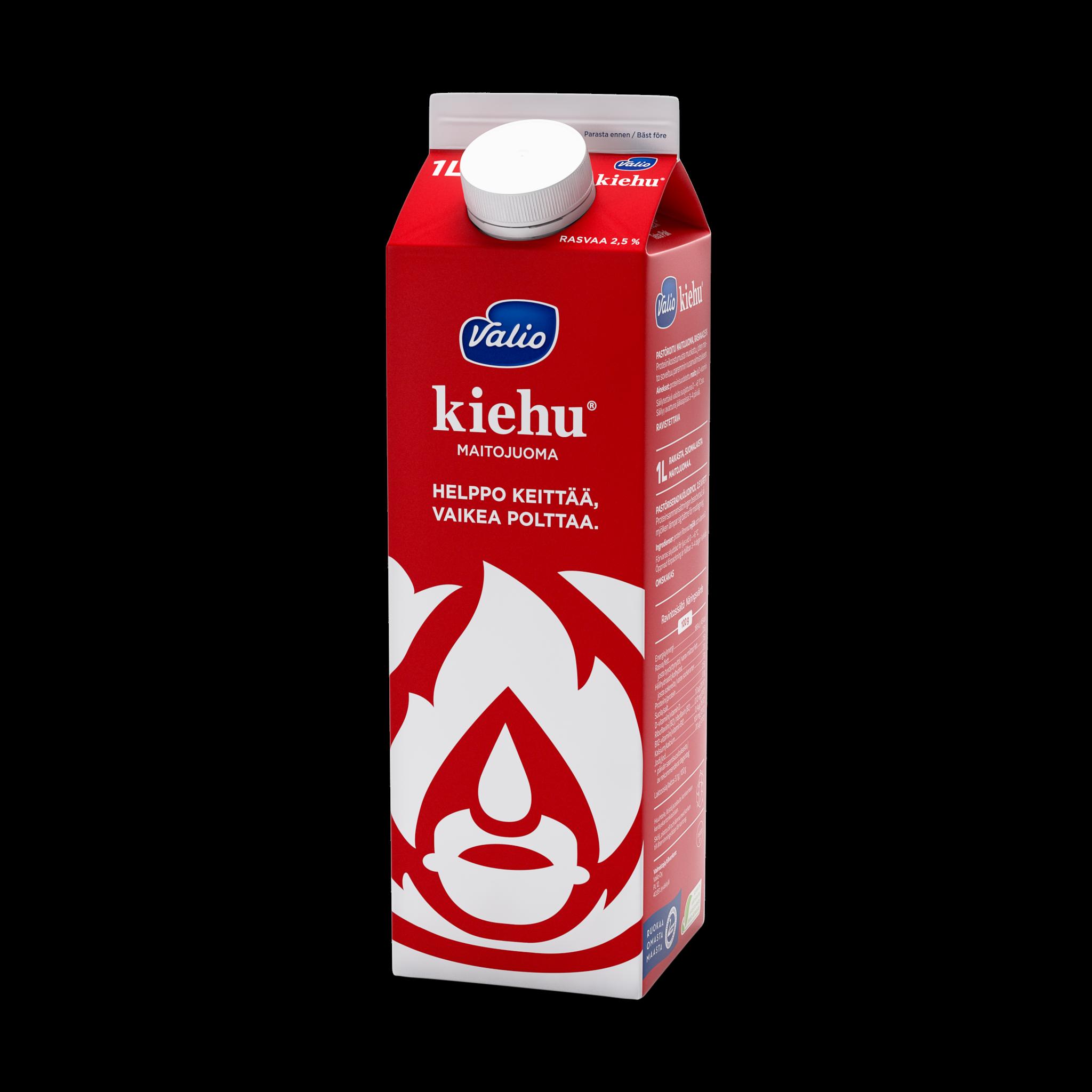 Valio Kiehu® maitojuoma