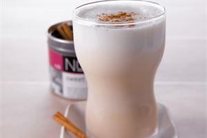 Chai-tee latte