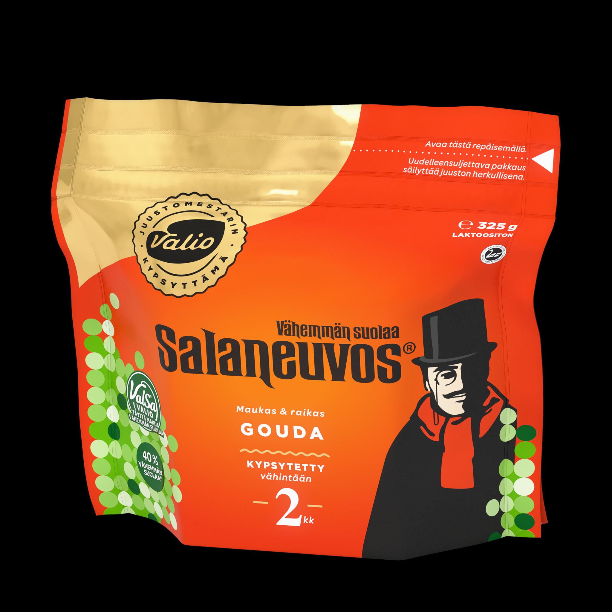 Valio Salaneuvos® Valsa® gouda juusto