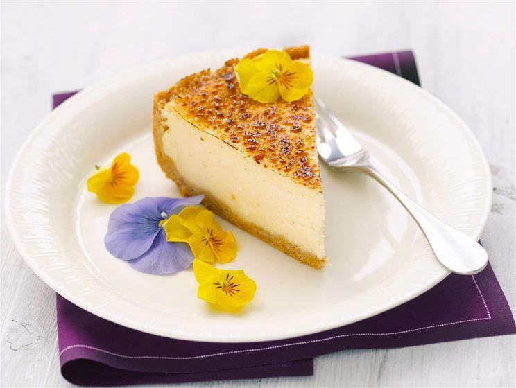 Rahka-juustokakku