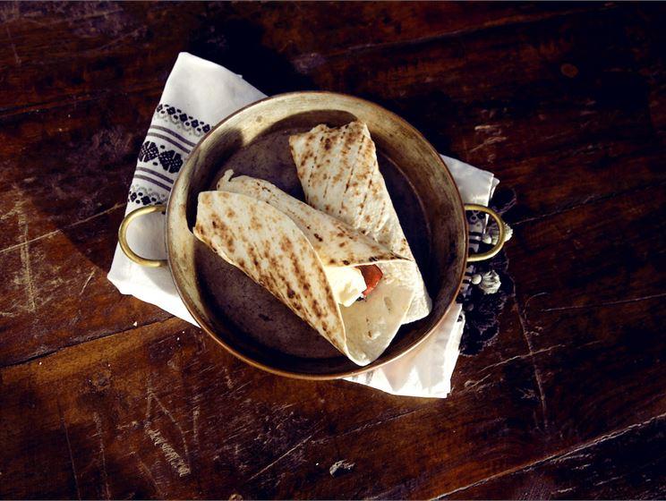 Chorizo-tortilla