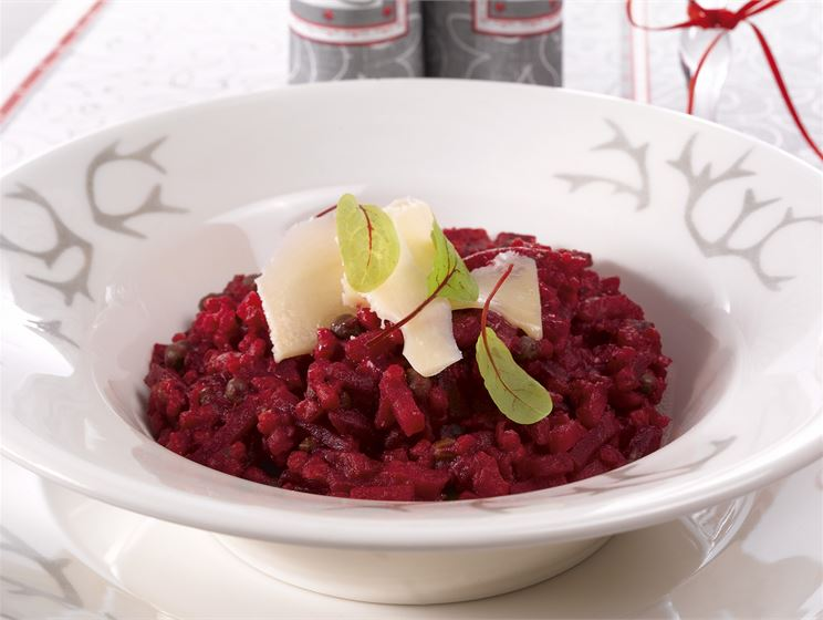 Joulurisotto
