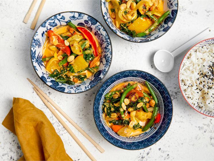 Sweet chili Mifu wokki