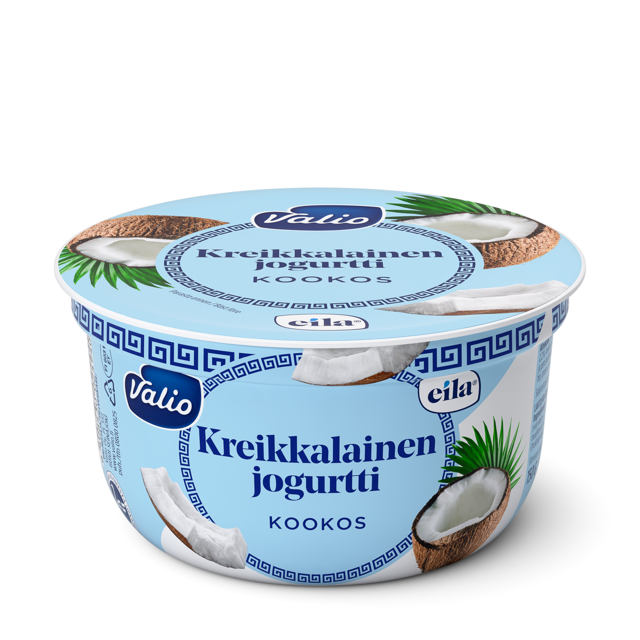 Valio kreikkalainen jogurtti kookos laktoositon