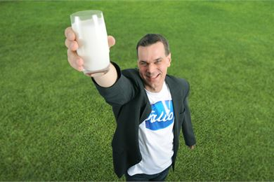 Ongoing innovation making more from milk