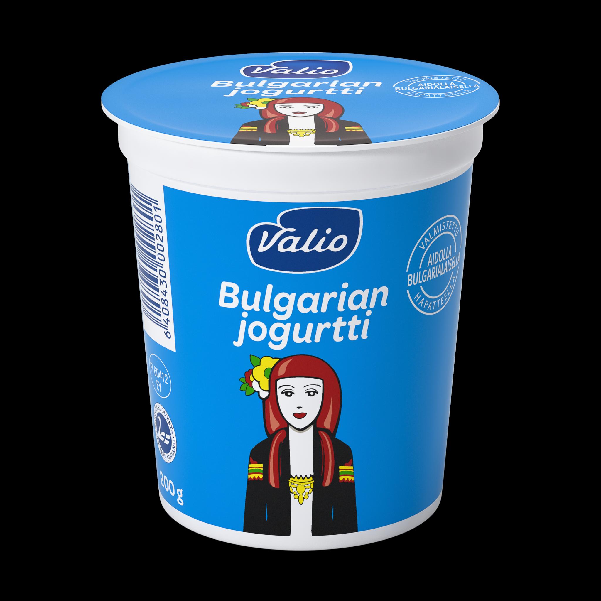Sokeriton Jogurtti