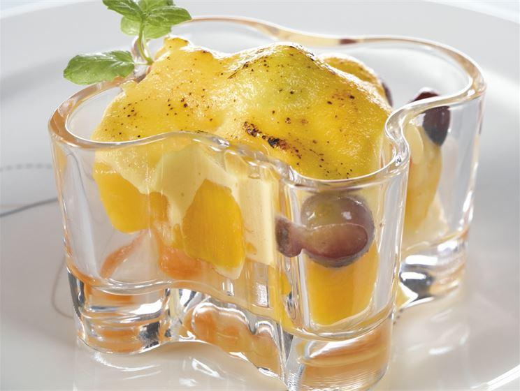 Sitruunaiset hedelmämaljat