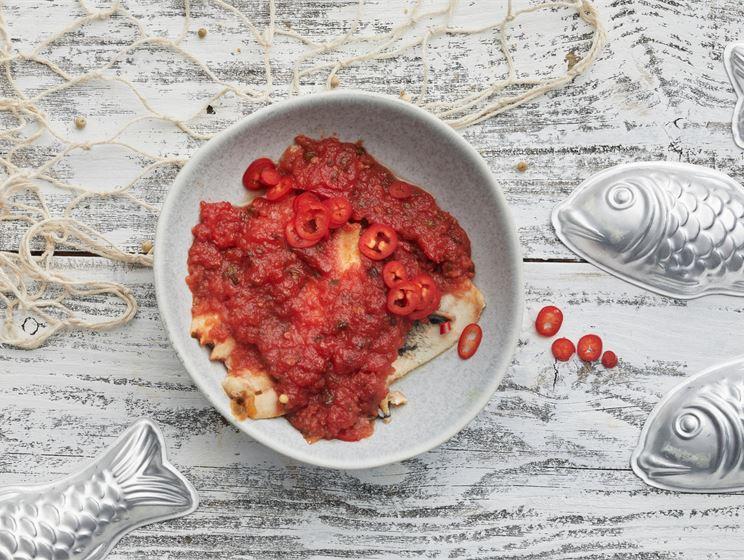 Tomaattiset chilisilakat