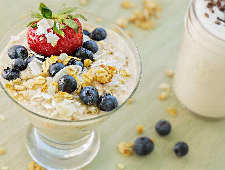 Overnight oats med kvarg