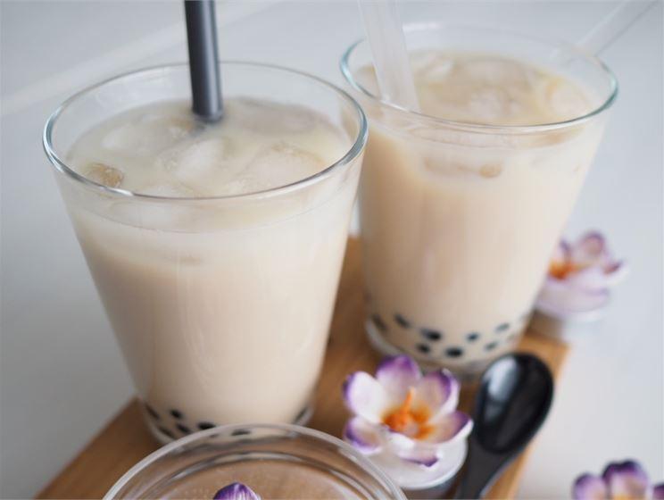 Makuja kotona blogin resepti: Thaimaalainen kuplatee