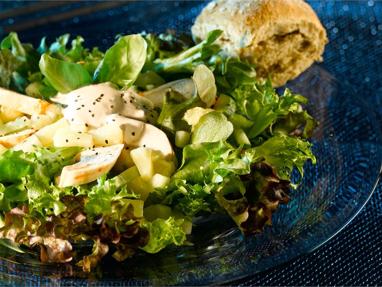 Tähdenlennon salaatti