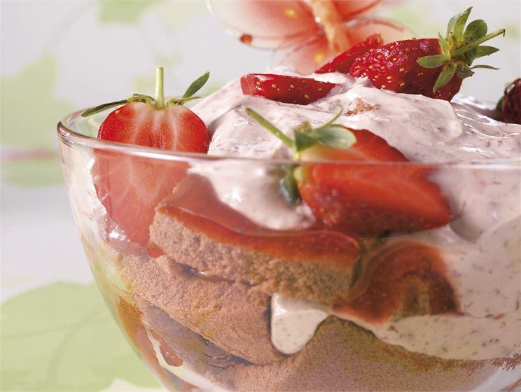 Suklainen trifle