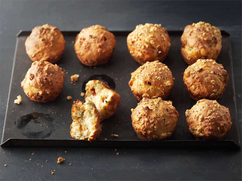 suolaiset muffinssit kermaviili