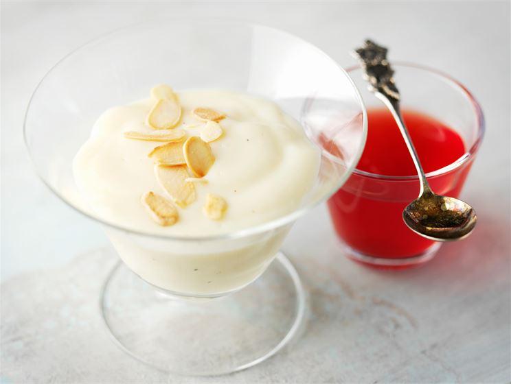Vanilja-mantelikiisseli