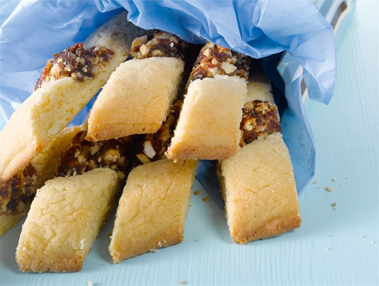 Pähkinä-taatelileivät