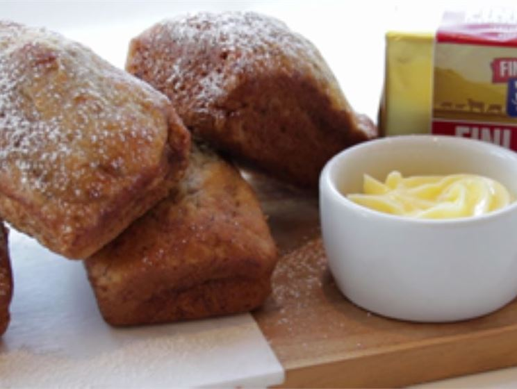 Finlandia Banana Bread