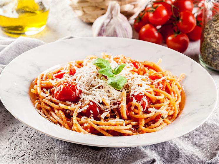 Vegansk snabb och krämig pasta