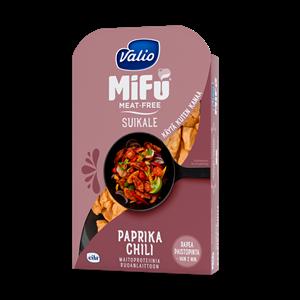 Valio MiFU® suikale Paprika-chili laktoositon