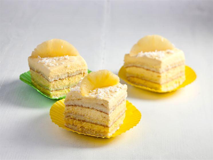 Ananasleivokset