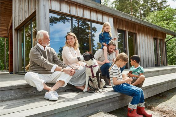 Finnish Dairy innovation helps you cater to the needs of ageing adults