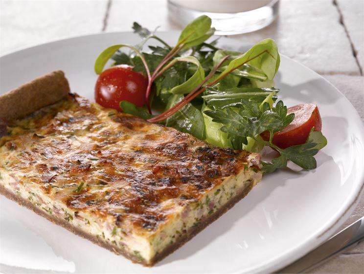 Kinkku-juusto piiras
