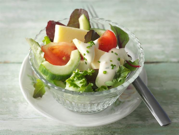 Uusi isoäidin salaatti