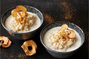 Kvinoa-kaurapuuro