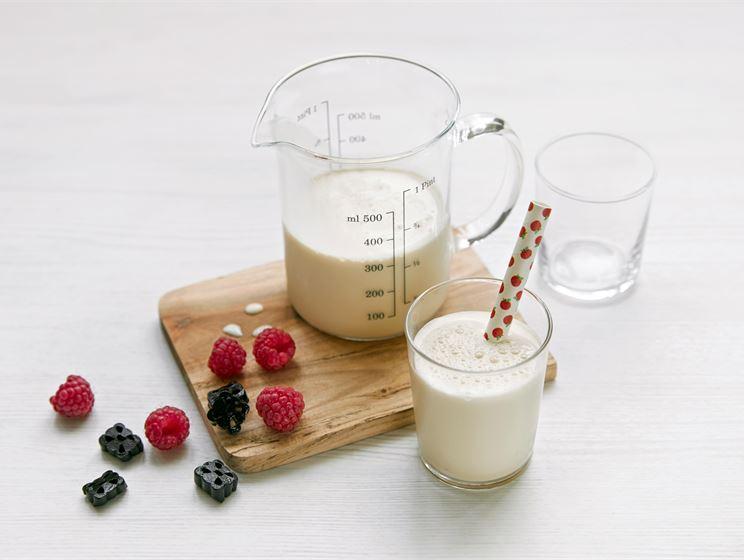 Proteiini-milkshake