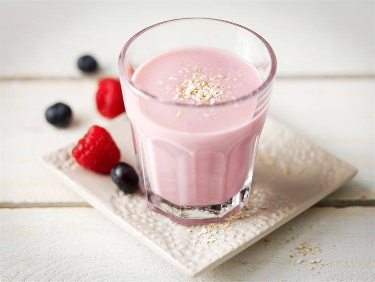 Kaura-jogurttismoothie