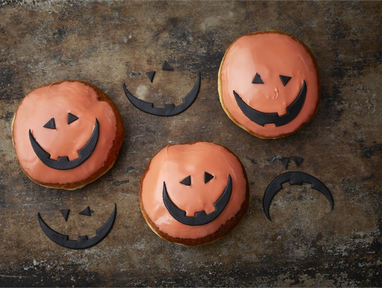 Halloween munkki