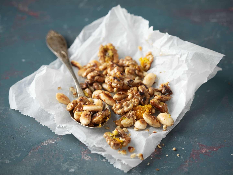 Pähkinät Ravintosisältö