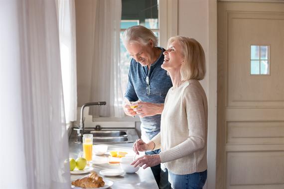 Avaa tästä verkkokoulutus ikääntymiseen liittyvistä ravitsemuksellisista näkökulmista tai lue alta lisää