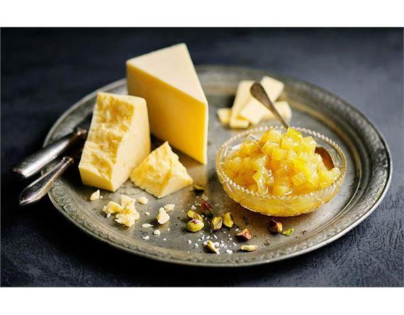 Itse tehdyt ruokalahjat: leivät, kakut, hillokkeet ja sinapit