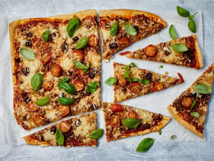 Jauhelihapeltipizza
