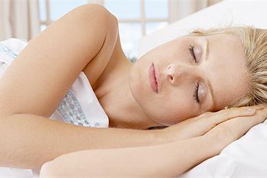 Riittävä uni ja painonhallinta