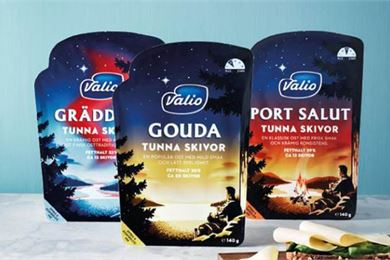 Valio increasing cheese exports to Sweden