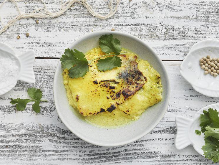 Curry-jogurttisilakat