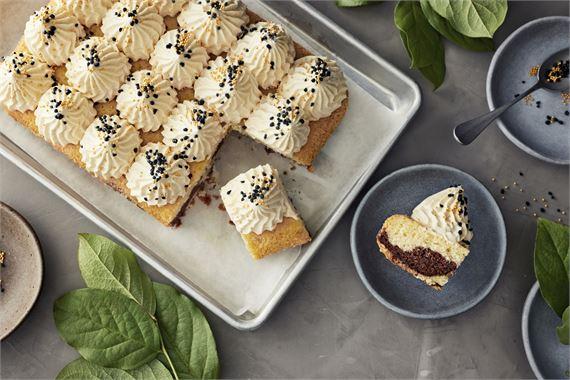 Isänpäivän suolaiset ja makeat leivonnaiset