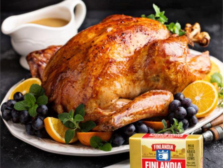 Butter Roasted Turkey