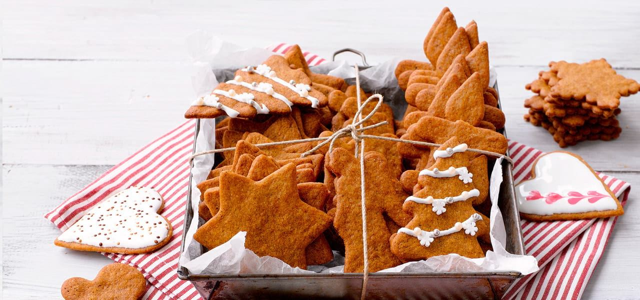 joulureseptejä leipomoille