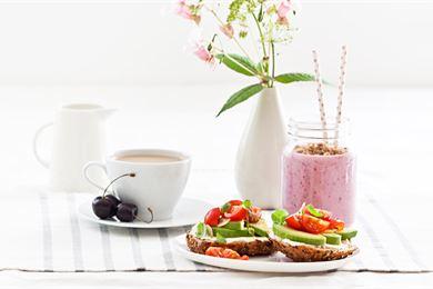 Hyvän olon aamiainen