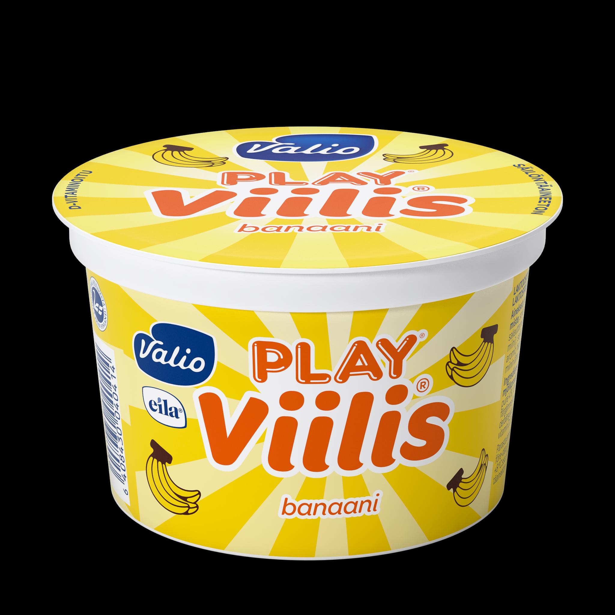 Valio Play viilis® banaani laktoositon